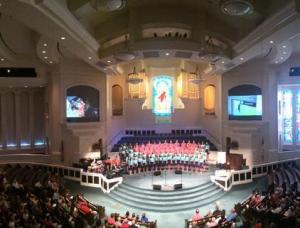 Homecoming Worship Concert2015